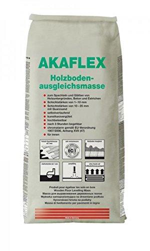 Pufas AKAFLEX Holzboden Ausgleichsmasse Zementspachtelmasse 25 kg