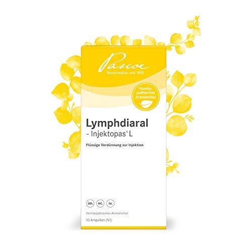 LYMPHDIARAL INJEKTOPAS L Ampullen 10 St