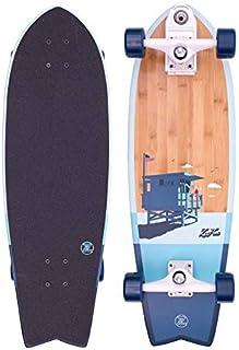 Z-Flex Surfskate Monopatin Skate Skateboard Bamboo...