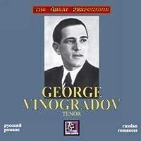 Vinogradov George. Russian Romances