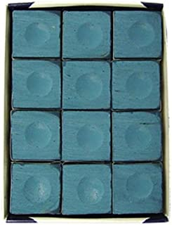 Silver Cup Chalk Dozen Box Color: Blue