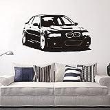 Serie Car Vinyl Wall Sticker Murale Home Decor Soggiorno Decorazione Salone Decalcomania Camera da letto Art Wall Sticker A6 57x105cm