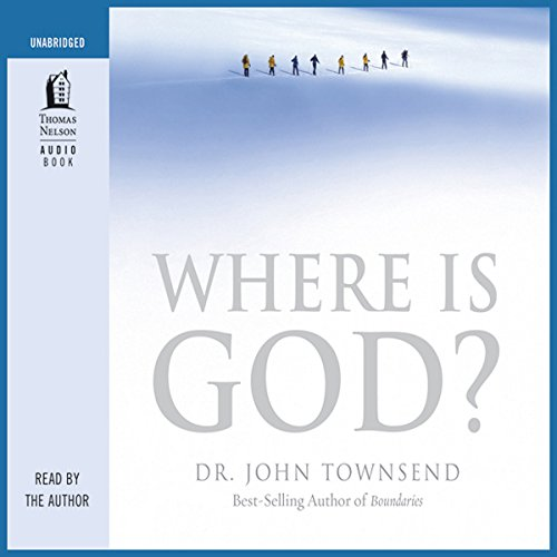 Where Is God? audiobook cover art