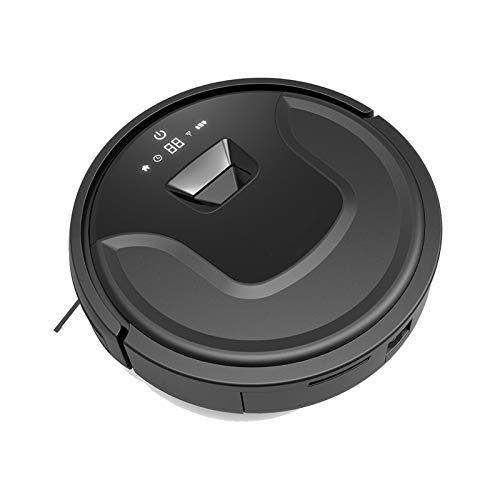 Robots aspiradores La Más Nueva Cámara Visual + Navegación por Giroscopio Robot Húmedo Y Seco Aspirador Aplicación WiFi, Memoria Inteligente, Tanque De Agua Eléctrico