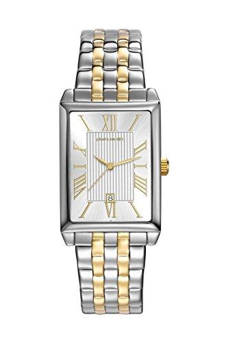 Pierre Cardin Damen Uhr Analog Quarz mit Edelstahl Armband PC107212F14