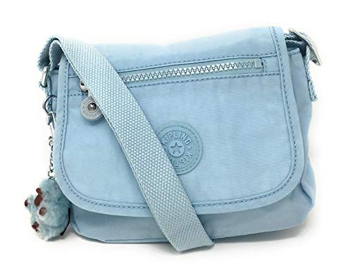 Kipling Sabian Alabaster Crossbody Mini Bag (One Size, Fancy Blue)