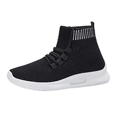 ODRD Sandalen Shoes Lässige Mode Frauen Mesh Sneakers Casual elastische Socken Schuhe Student Laufschuhe Schuhe Strandschuhe Freizeitschuhe Turnschuhe Hausschuhe