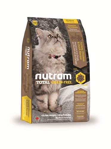 Nutram Cat T22 Turkey, Chicken and Duck 1,8kg