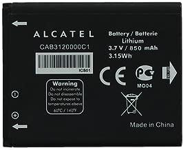 NEW OEM ALCATEL CAB3120000C1 BATTERY ONE TOUCH aVengeance OT-880 OT-880A OT-710D OT-807 OT-710 (Bulk Packaging)