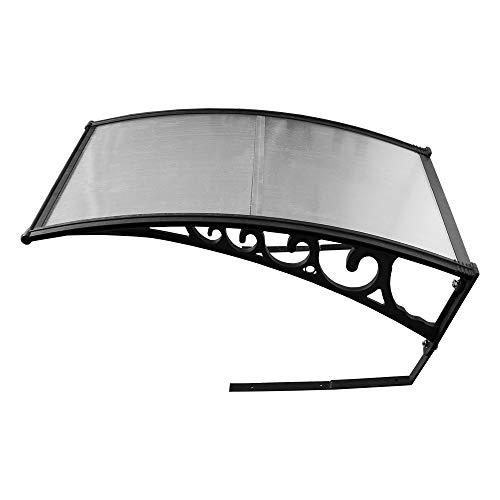 VINGO Mähroboter Garage Mähroboter Dach UV-Schutz Carport Carport Garage für Rasenmäher Automower Mower Robot 105 x 85 x 45 cm