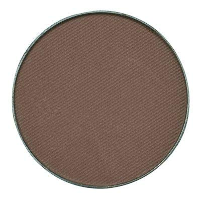 Matte EyeShadow Single- Hypoallergenic - Pressed Powder - High Pigment True Matte Finish - Use As Wet or Dry Eye shadow .08 oz. (Coconut)