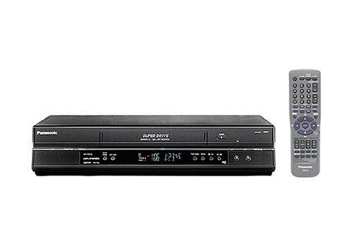 Panasonic NV-HV55EG-K HiFi-Videorecorder schwarz