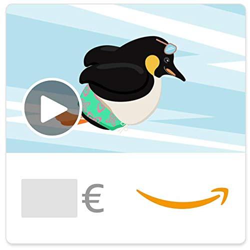 Cheques Regalo de Amazon.es - E-mail - Papá en la piscina (animación)