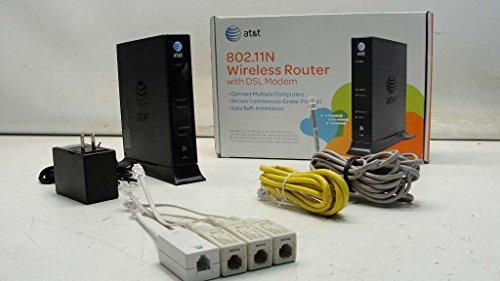 Pace ATT ADSL Modem (4111n) Broadband Gateway [Bulk Packaging]
