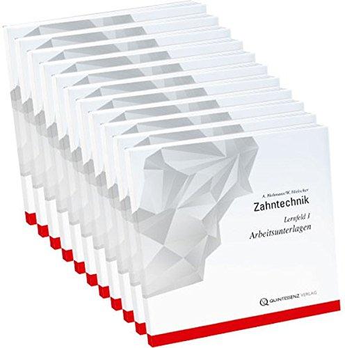 Zahntechnik: Lernfeldhefte 1-10 in Box