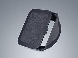 JFOTO LH49 Gegenlichtblende aus schwarzem Metall, 49 mm, mit Kunststoffblende, speziell für Leica Q (type116) X1 X2, Sony A7R A7RII RX1 RX1R RX1RII Kameras