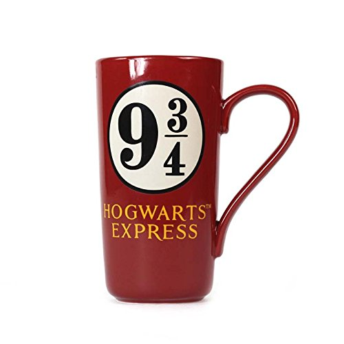 HP - Platform 9 & Three Quarters Latte Mug