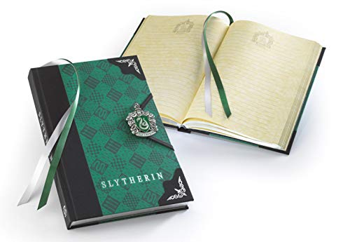 The Noble Collection HP- Slytherin Journal