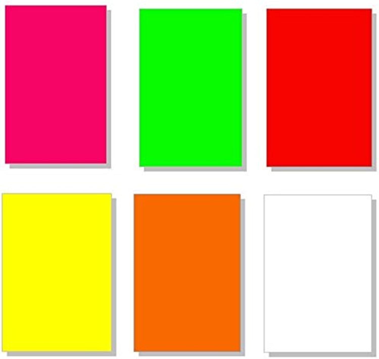 Plakatkarton 270g m² DIN A3 (50 Plakate) fluor gelb B01MZ99K4S | New Listing