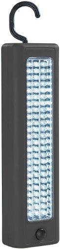 Lunartec Magnetlampe: Kabellose Hochleistungs-Arbeitsleuchte, 72 LEDs, 60 lm, 1 W (Arbeitslampen)