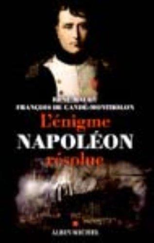 L'Enigme Napoléon résolue