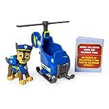 PAW PATROL 6046665 Chase Ultimate Rescue Mini-Fahrzeug-Spielzeug, Mehrfarbig -