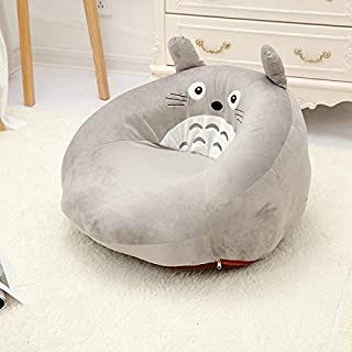 YOYOTOY Cartoon Totoro Stuffed Sofa Chair Plush Cute Japan Anime Doll Toys Sofa Bed for Kids 1,5M Play Mat Or Mat Baby Boy Must Haves Friendship Gifts The Favourite Comic 4T Superhero
