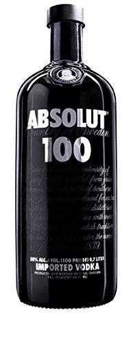 Absolut 100 Wodka (1 x 0.7 l)