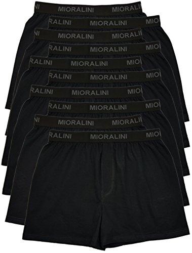 MioRalini 10 Boxershort Baumwolle Artikel: ohne Eingriff A, Groesse: 3XL-9