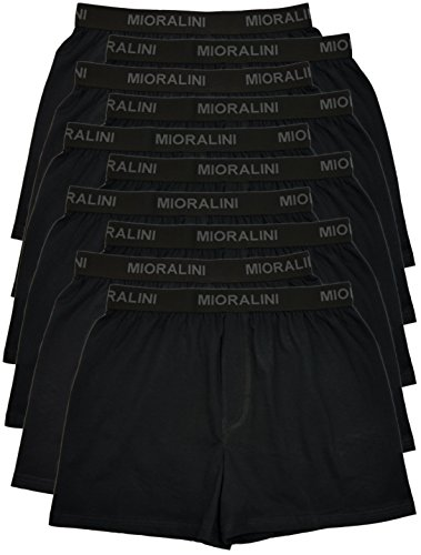 MioRalini 10 Boxershort Baumwolle Artikel: ohne Eingriff A, Groesse: XL-7