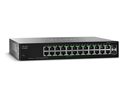 Cisco SG112-24 Compact 24-Port Gigabit Switch