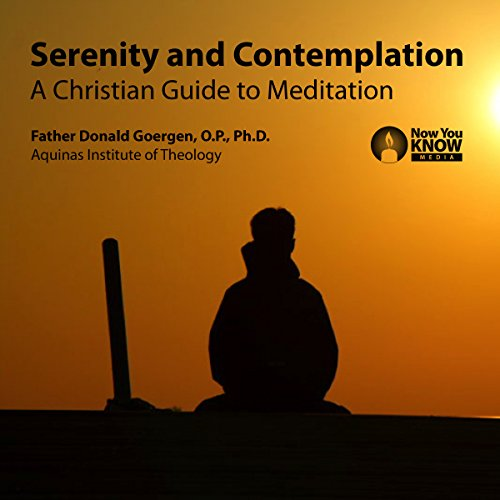 Serenity and Contemplation audiobook cover art