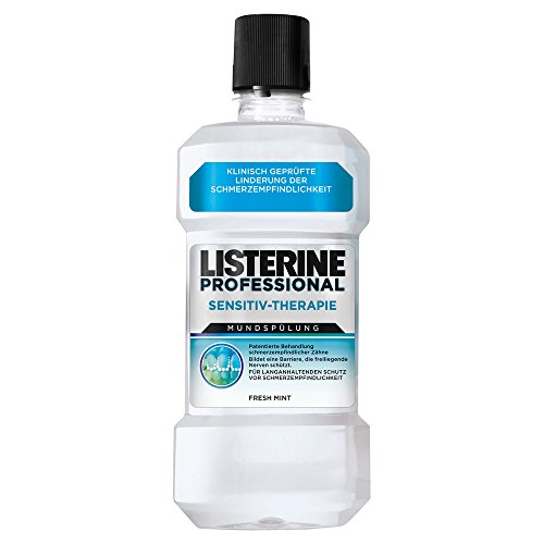 Listerine Professional Sensitiv-Therapie Mundspülung, 500 ml