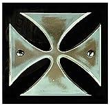 Pegatinas para guitarras y bajo - James Hetfield (Metallica) Iron Cross, B-139HIC