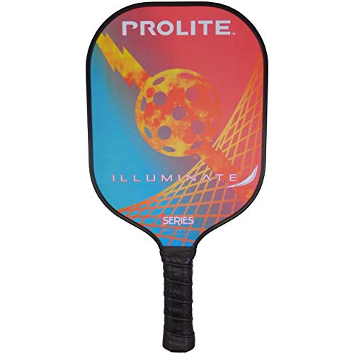 Pro-Lite Prolite Illuminate Pickleball Paddle - Coral