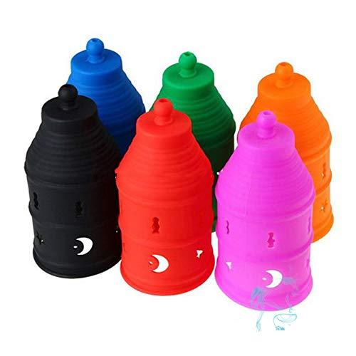 Hot Sale Smoke Hookah Accessories Shisha Silicone Wind Cover