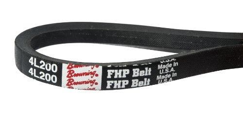 Browning 4L170 FHP V-Belts, L Belt Section, 16 Pitch