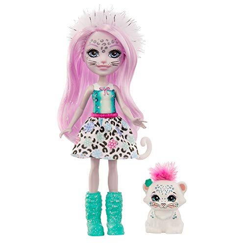 Enchantimals SYBILL Snow Y Flake (Mattel GJX42)