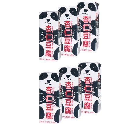 パンダ杏仁豆腐 ミニ 215g×6個セット