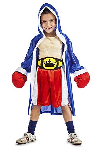 Disfraz Boxeador 7-9