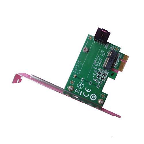 Lenovo - Tarjeta PCI-e ThinkCentre M700 M800 M900 MT BA7E78 01AJ802 Extensión