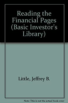 Reading the Financial Pages 1555466230 Book Cover