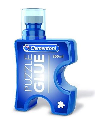 Clementoni 37000 – Adhesivo de piezas de puzzle accesorios