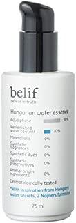 belif, Hungarian Water Essence (75ml, water supply, Long Lasting)