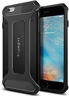 Spigen iPhone 6S PLUS / 6 Plus Capsule Rugged Armor Cover/Case - Black