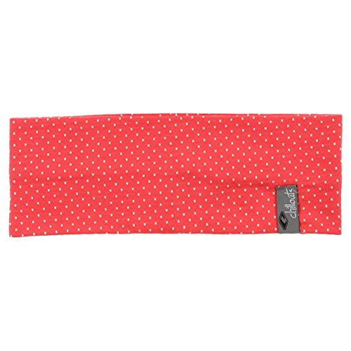 CHILLOUTS CHILLOUTS Damen Stirnband Zurich dunkelpink One Size