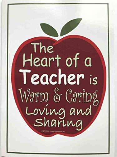 Tarjeta de agradecimiento para profesor.