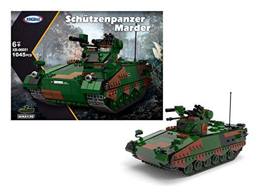 Xingbao 06051 - Bundeswehr Schützenpanzer Marder (1045 Teile)