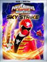 Power Rangers Super Megaforce Sky Strike [DVD] [Import]