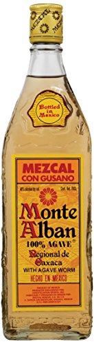 Monte Alban Mezcal, 70cl